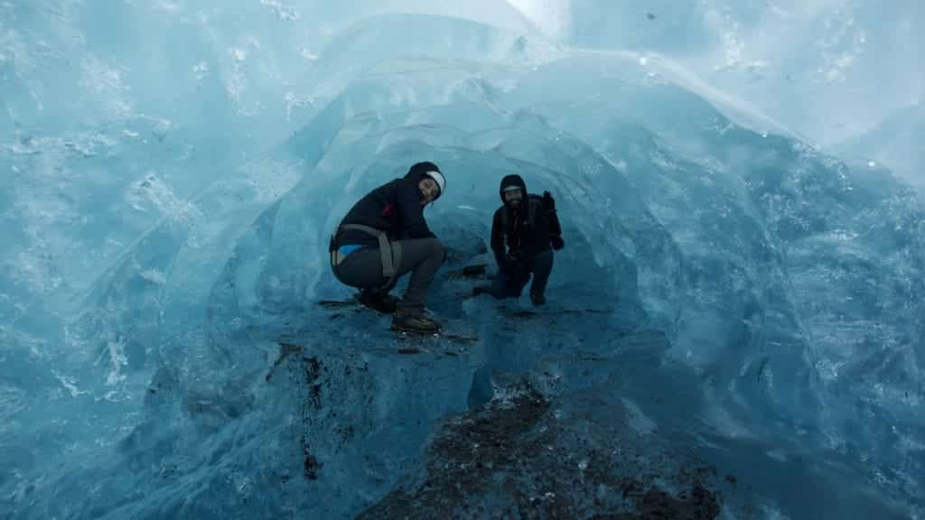 Summer Ice Cave Glacier Adventure Vatnajökull
