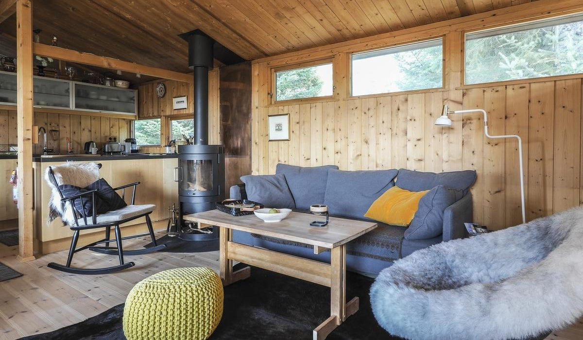Lovely Cabin close to the Blue Lagoon