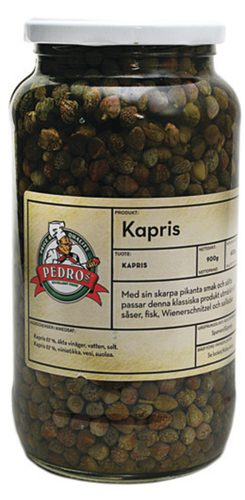Capers pipar 900g (6)