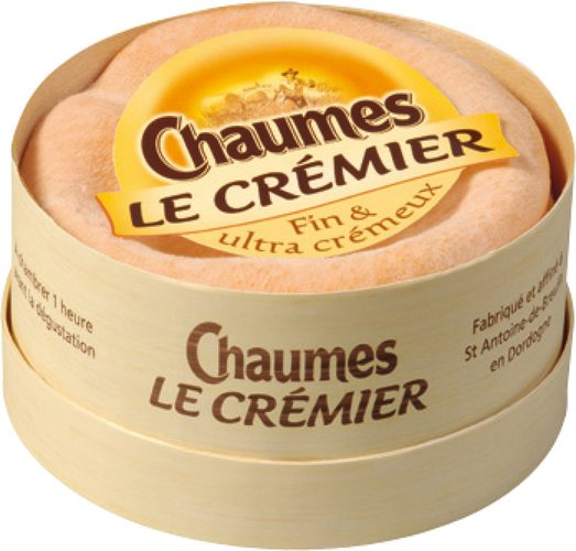 Chaumes Cremier 8x250g