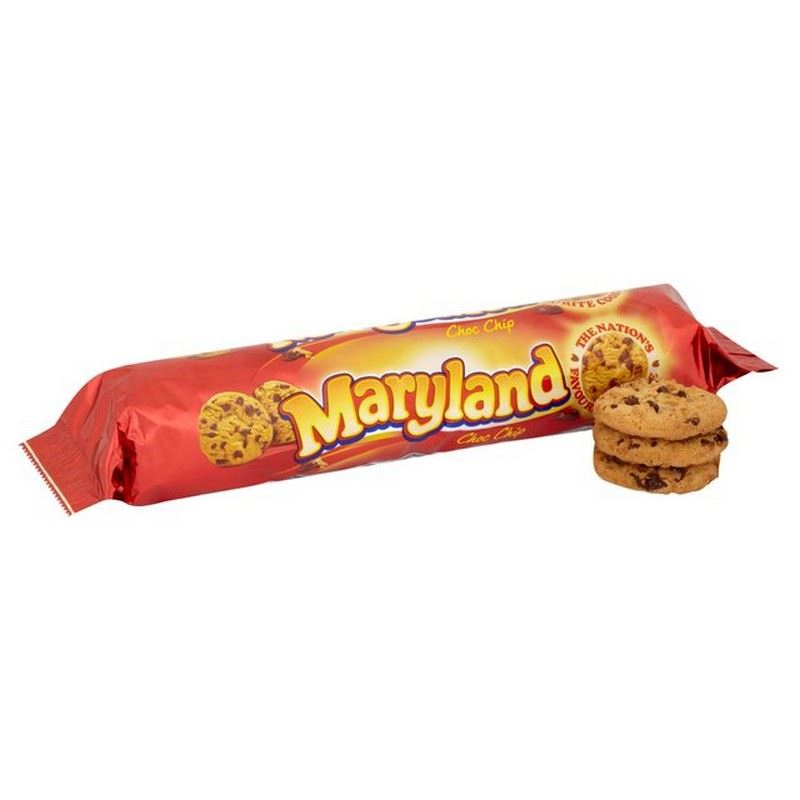 Maryland kex Chocolate rautt 136g (20)