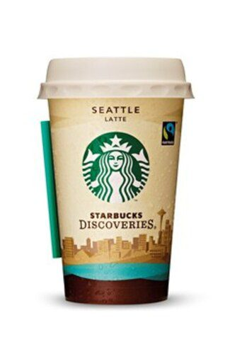 Starbucks Seattle Latte 10x220ml