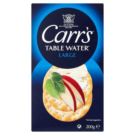 CARRS Table Water Kex stórt (12)