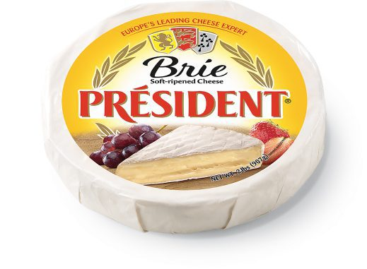 French Round Brie 12x200g