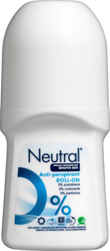 Neutral Deo Roll On 6x50ml